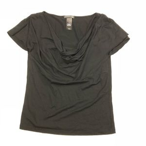 Kenneth Cole Tops - Kenneth Cole Size Medium Scoop Neck Fitted Top